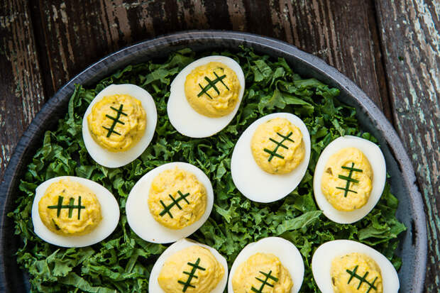 12 восхитительных идей для закусок из яиц