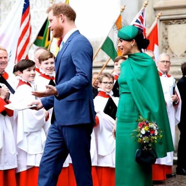 «Всем так спокойнее»: почему королевская семья вздохнула с облегчением после отъезда Гарри и Меган Маркл