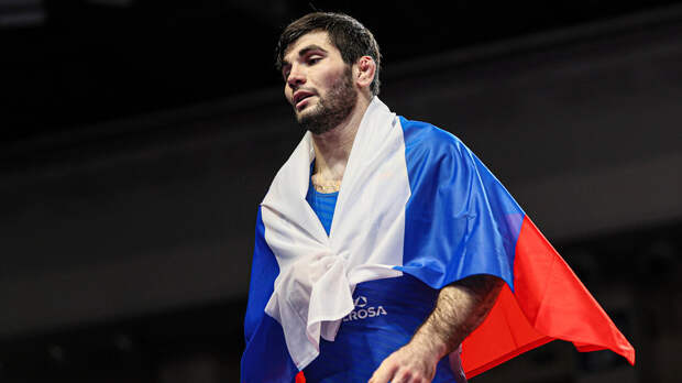 Шесть золотых и две серебряные медали: российские борцы триумфально стартовали на чемпионате Европы в Варшаве