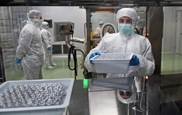 Путин: Россия готова поддержать снятие патентной защиты с вакцин от COVID-19