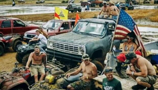 Реднеки, как живет белая деревенщина США