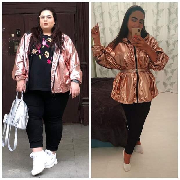 7 фото блогерши Софии Броян, которая похудела на 95 килограмм