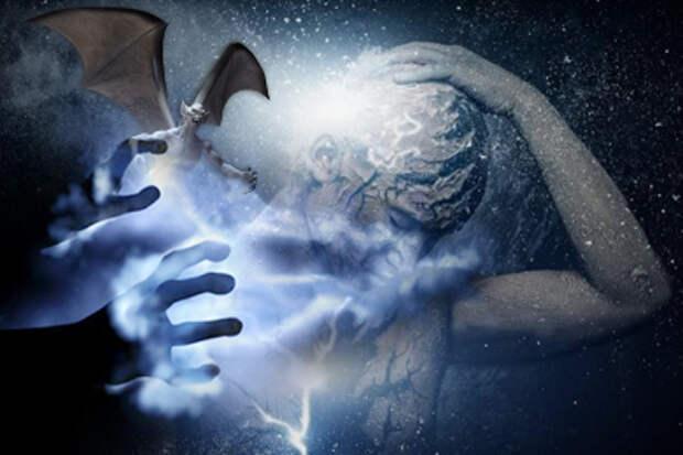 Причина болезней – одержимость демонами