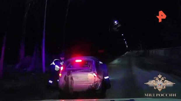 """""""Голливудскую"""" погоню за пьяным водителем в Марий Эл сняли на видео"""
