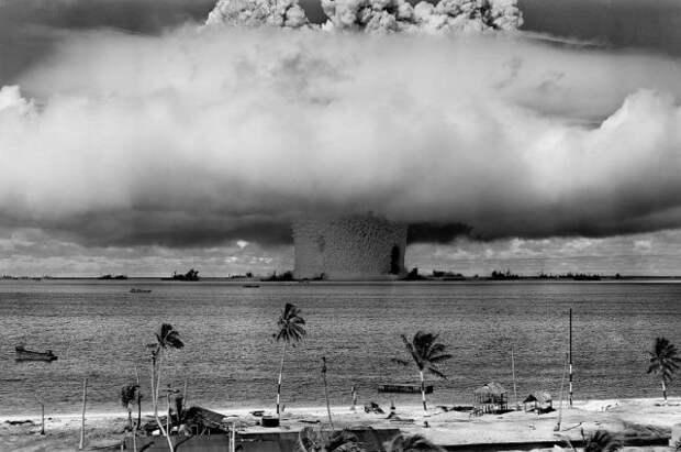 В РФ озвучили условия соблюдения моратория на ядерные испытания