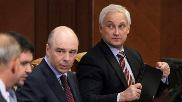 Белоусов отметил опережающие темпы восстановления экономики РФ