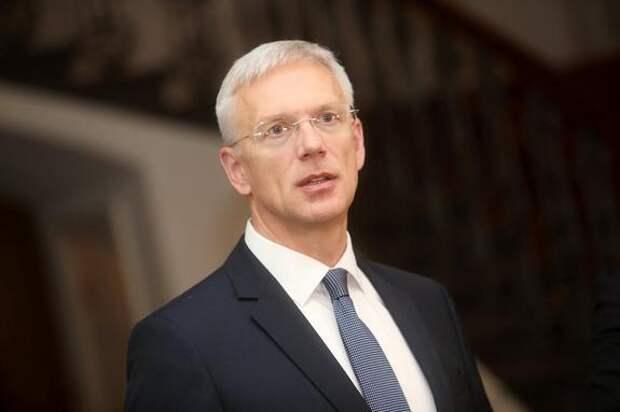 Премьер-министр Латвии не желает разговаривать с президентом России из-за Крыма