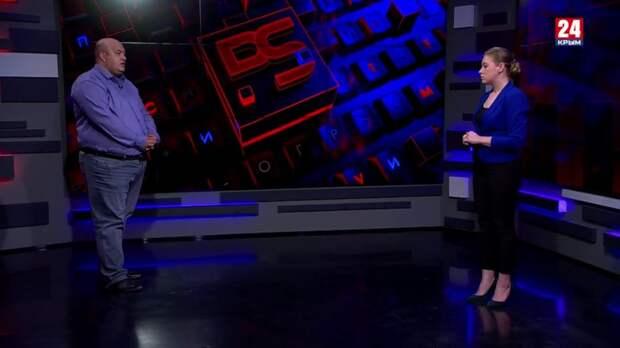 Гость программы «Посткриптум» - Алексей Музыка