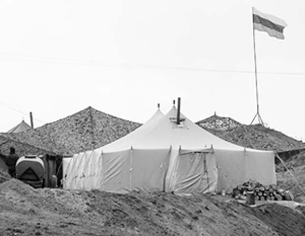 Ситуация, в которой оказались российским миротворцы, отсылает к войнам на территории бывшей Югославии