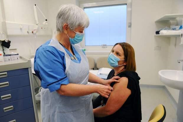 Что происходит с вакцинацией от COVID-19? Февраль 2021.