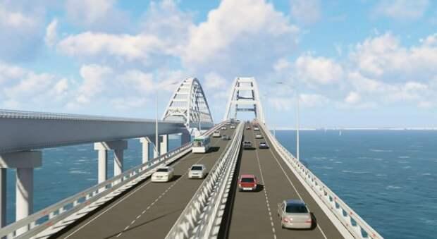 Стало известно, когда первые автомобили проедут по Крымскому мосту