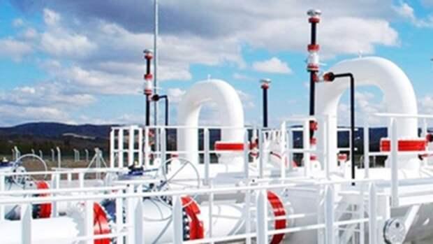 В7 раз сократились поставки газа вТурцию вмарте 2020