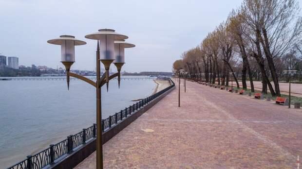 Престижные жилые районы появятся налевом берегу Дона вРостове