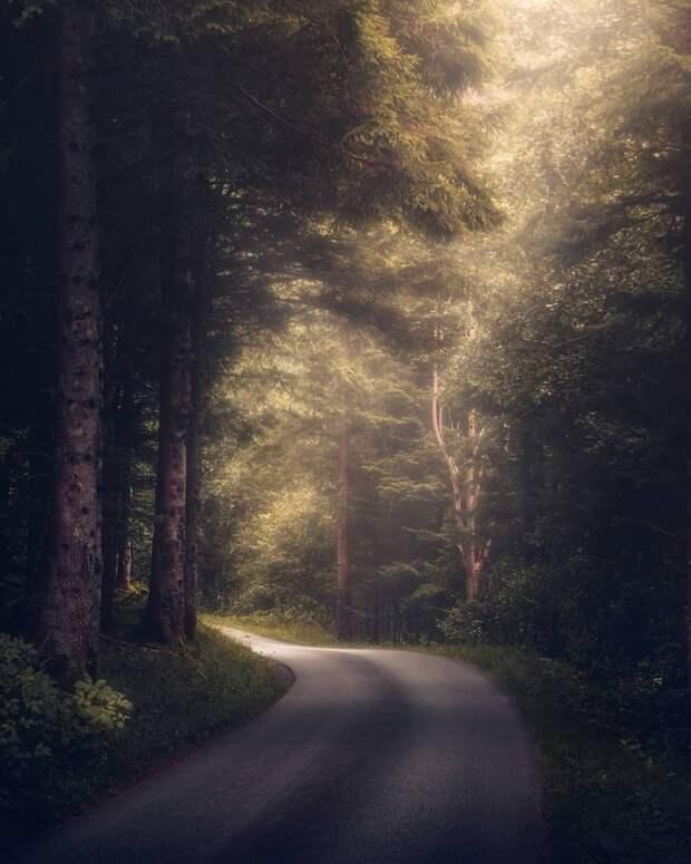 Захватывающи фотографии Фредрика Стремме