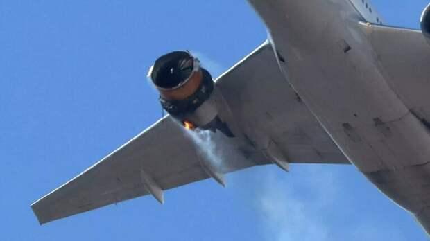 Названа возможная причина ЧП с Boeing в Колорадо