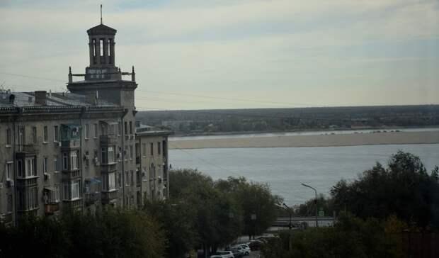 Грозы ишквалистый ветер покидают волгоградский регион