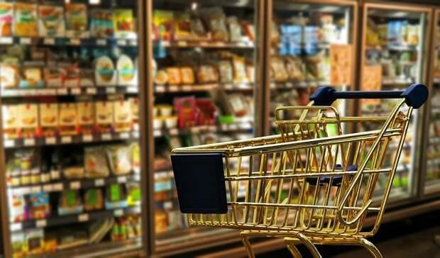 Свердловский губернатор входе визита вБогданович обеспокоился ценами напродукты