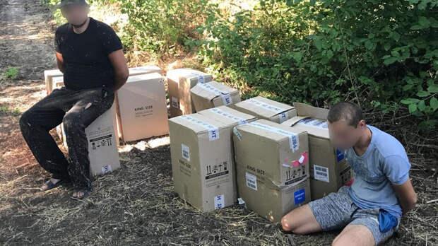 Контрабандистов осудили вРостове заканал поставки сигарет наУкраину
