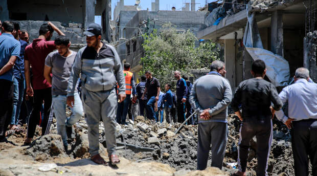 Израиль поднял в воздух истребители и уничтожил ключевой объект ХАМАС
