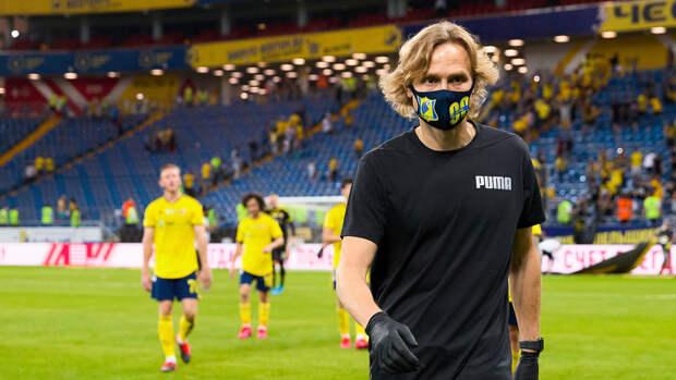 Карпин: проблемы в российском футболе у нас давным-давно