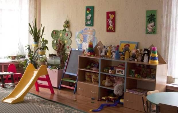 В Москве неизвестные обстреляли детский сад