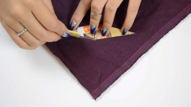 Как расставить джинсы в поясе