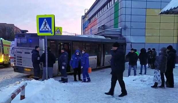 Количество пострадавших в ДТП с автобусом в Электростали выросло до 10