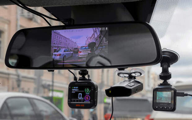 Очень дешевые видеорегистратор и радар-детектор: можно брать! Тест «За рулем»