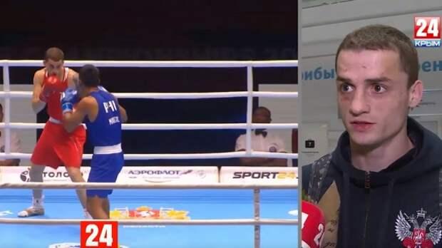Мировой триумф. Симферополец Глеб Бакши стал чемпионом планеты по боксу