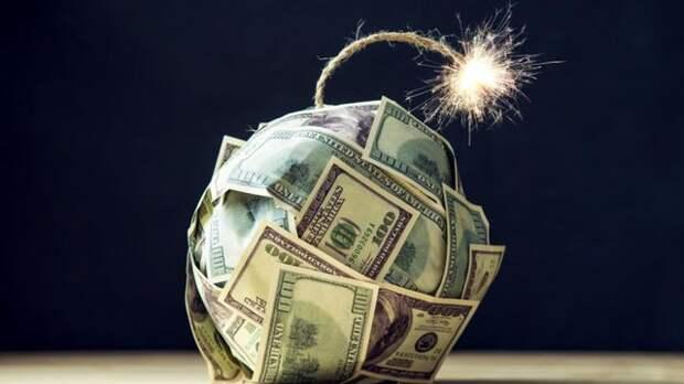Из кризиса в штопор — экономика США потеряла уже 15% стоимости
