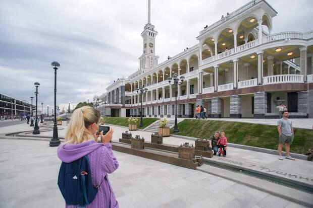 Северный речной вокзал стал финалистом международной архитектурной премии