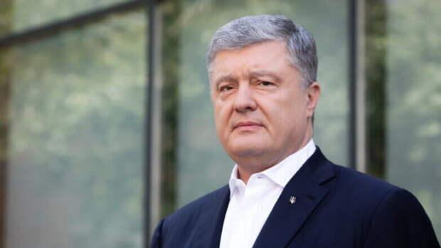 """Порошенко пообещал """"вернуть Крым"""" Украине за год"""
