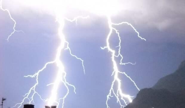 Дожди с грозами обещают на Ставрополье 9 мая
