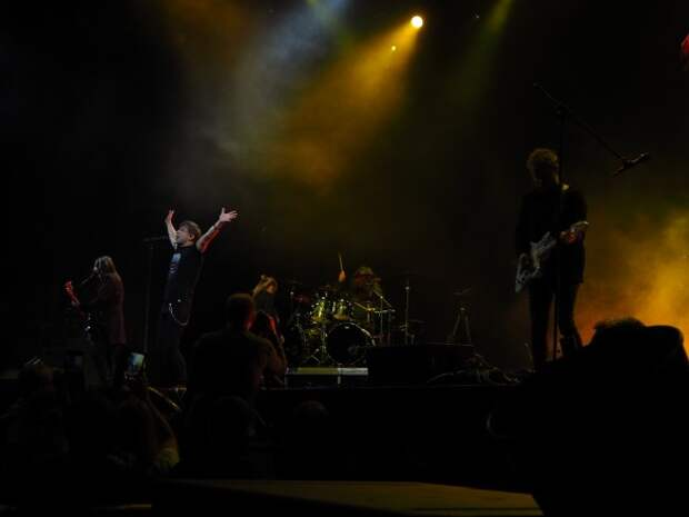Концерт Би-2 в Москве 19 сентября. Фото: Маргарита Абрамкина / Дни.ру
