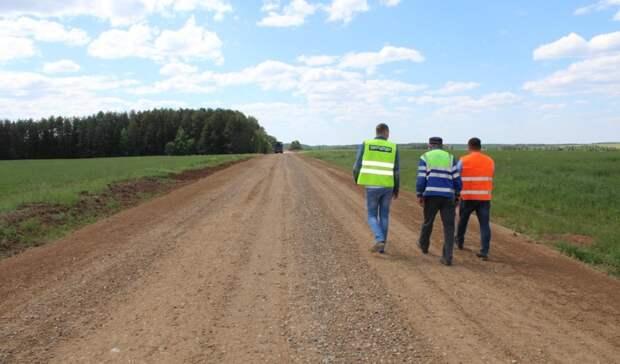 Дорогу Старые Зятцы – Узи отремонтировали в Удмуртии