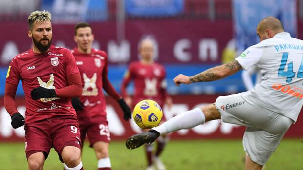 """Футболист """"Рубина"""" Деспотович назвал имя лучшего российского тренера"""