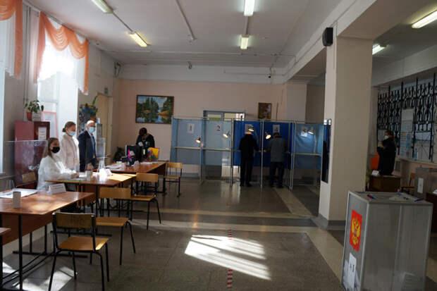 «Единая Россия» победила на выборах в Госдуму РФ по Новосибирской области