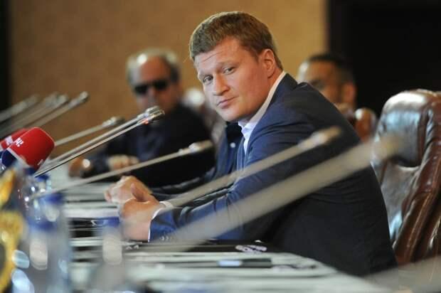 Без вины виновный: новый допинг-тест Поветкина оказался отрицательным