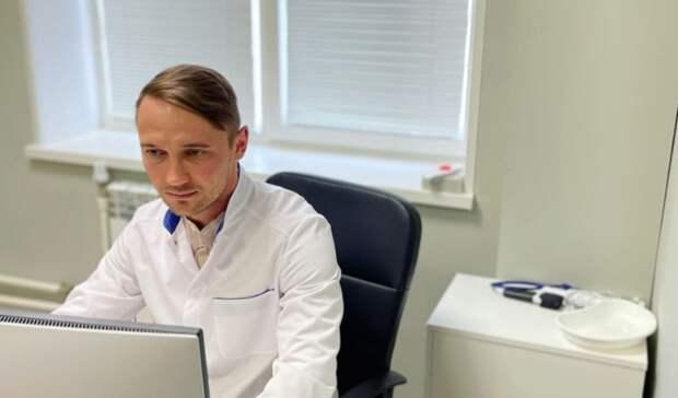 Уфимский врач Глеб Глебов объяснил причины сохранения симптомов коронавируса