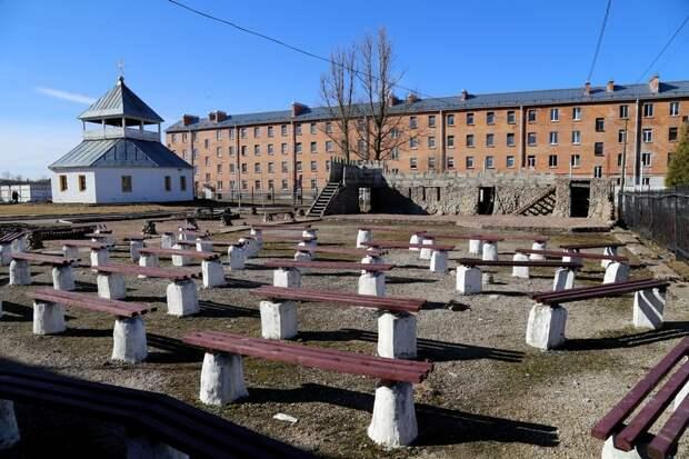 Исправительная колония №2 в Ленинградской области