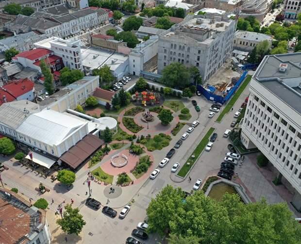 Симферополь вошел в пятёрку популярных городов для путешествий в июне