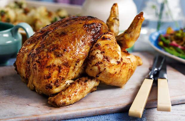 Блюдо-праздник: цыпленок выходного дня