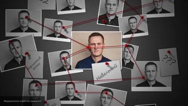 Россия направила Евросоюзу ряд вопросов о ситуации с Навальным