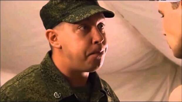 Иван Моховиков в сериале Солдаты