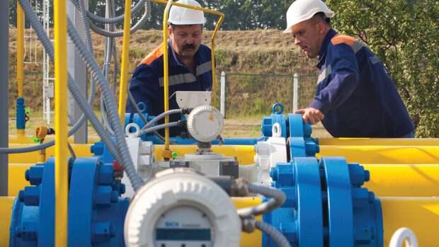 Российского газа на Украине с каждым годом становится все меньше