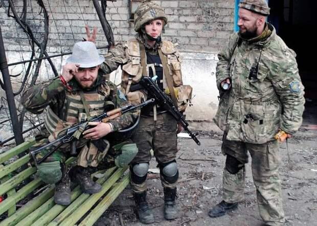 Украина: главари бандформирований становятся субъектами политического процесса