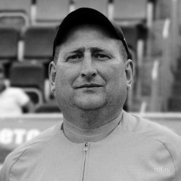 Ушёл из жизни рязанский футболист, тренер Алексей Серов