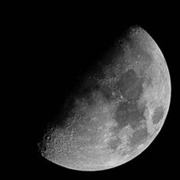 Фаза Луны: Первая четверть