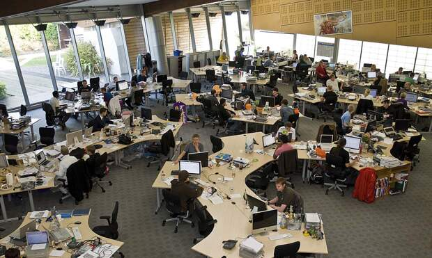 Создана формула подавления посторонних шумов в офисах