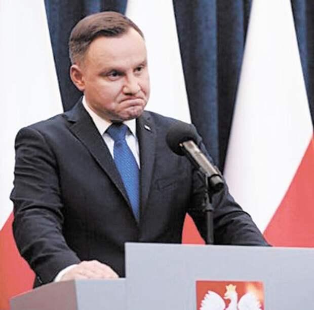 Польша осталась без газопровода Baltic Pipe